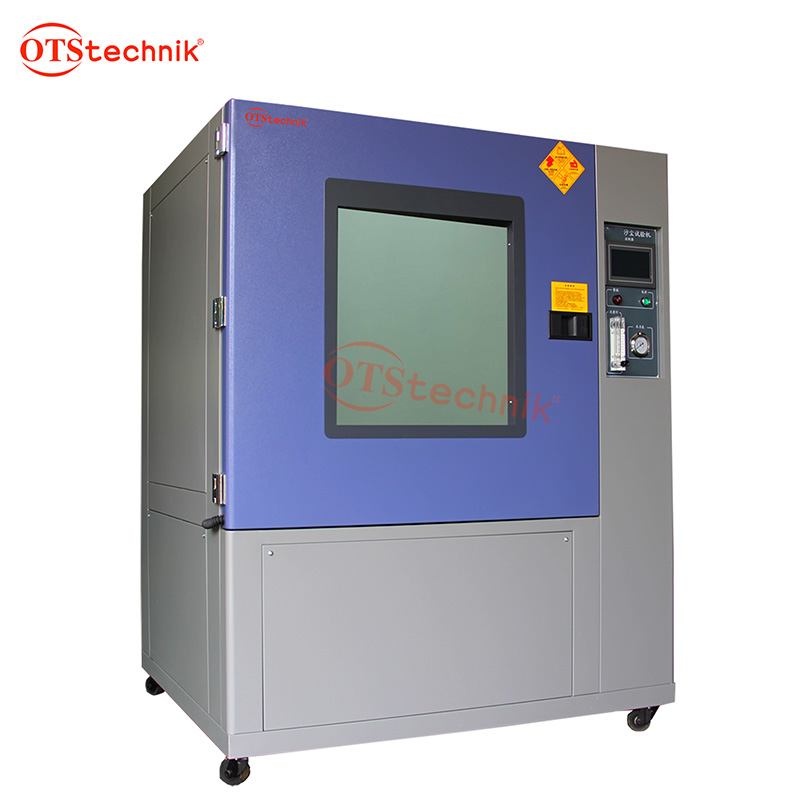 Sand dust test machine